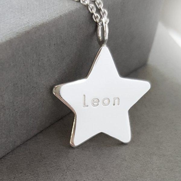 barnsmycken my star