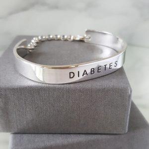 Diabetes smycken