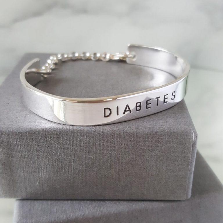 Diabetessmycken i snygg design