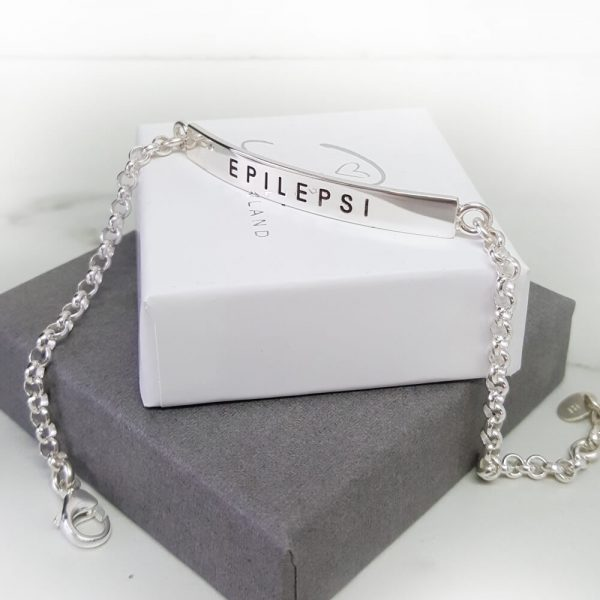 Epilepsi armband