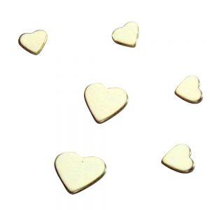 välja till små guldhjärtan