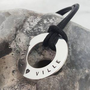 Halsband cirkel