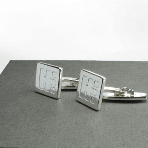 Manschettknappar Square mini
