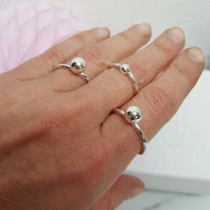 Silverring orb mini