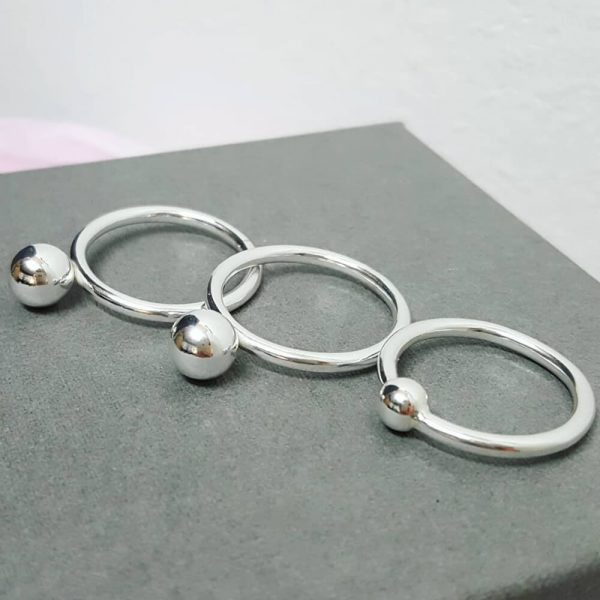 Silverringar orb