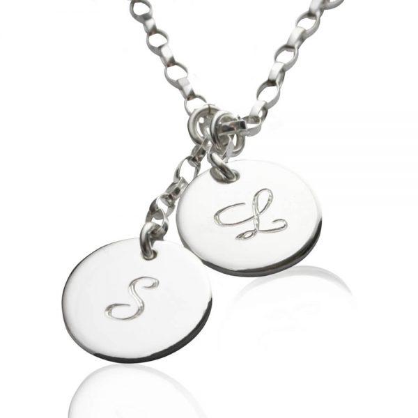 silversmycke med namn
