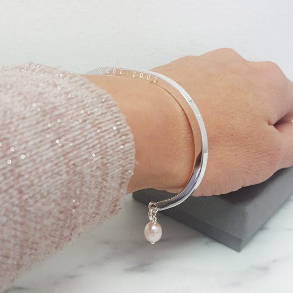 Armband med namn