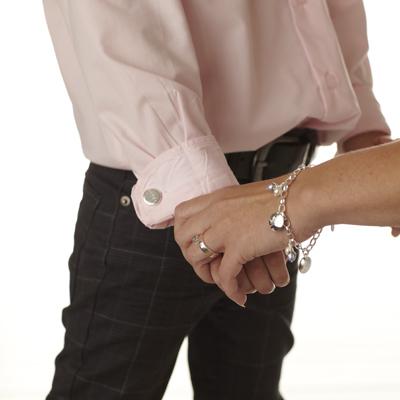 namnsmycken armband