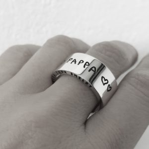 Storleksändring av ring