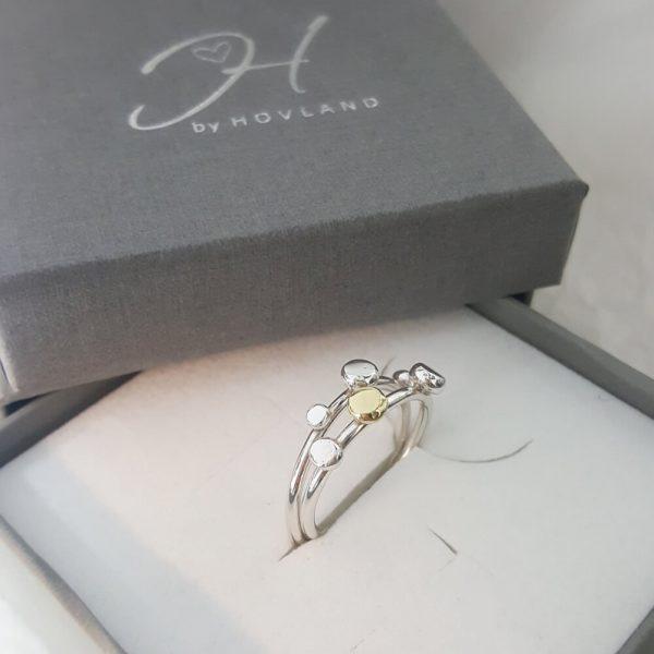Tiny silverring